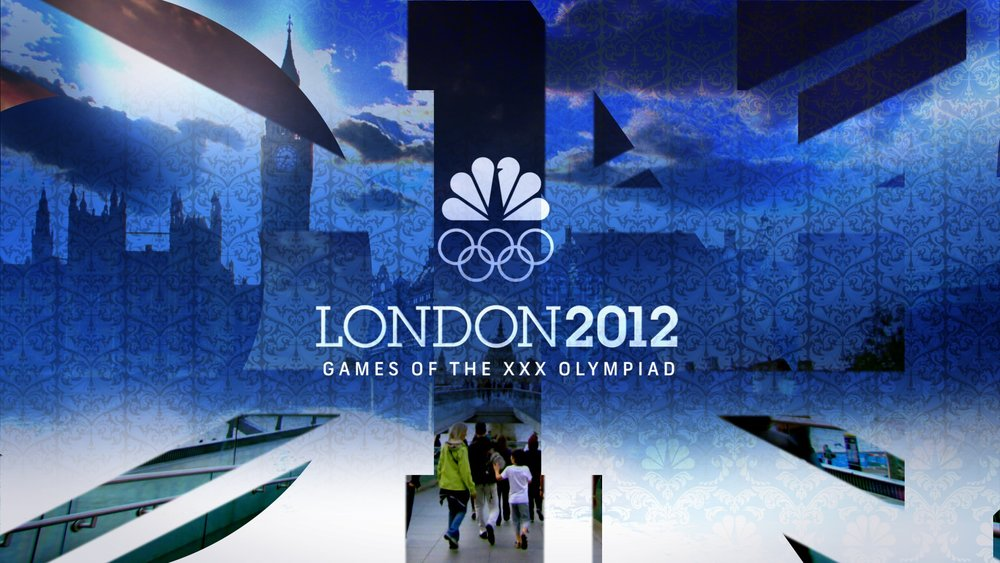 motion graphic design | London 2012 Olympics