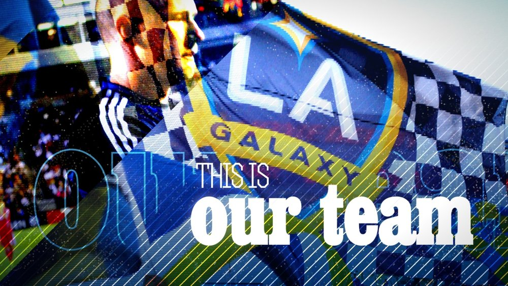 motion graphic design | LA Galaxy supporter group Angel City Brigade