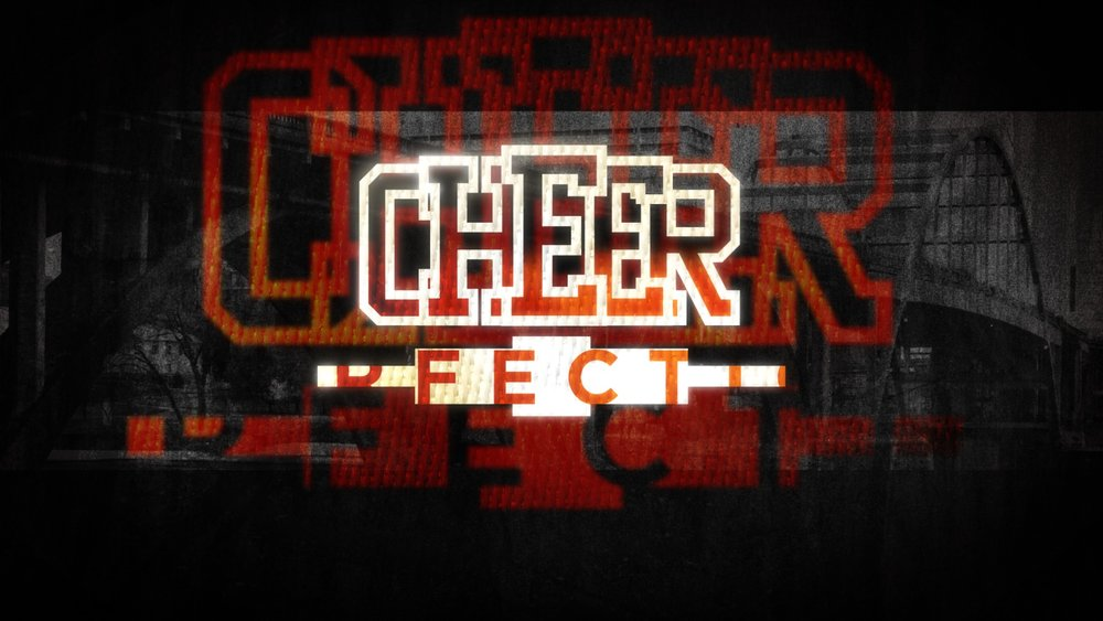 morion graphic design studio jonberrydesign | Cheer Perfection