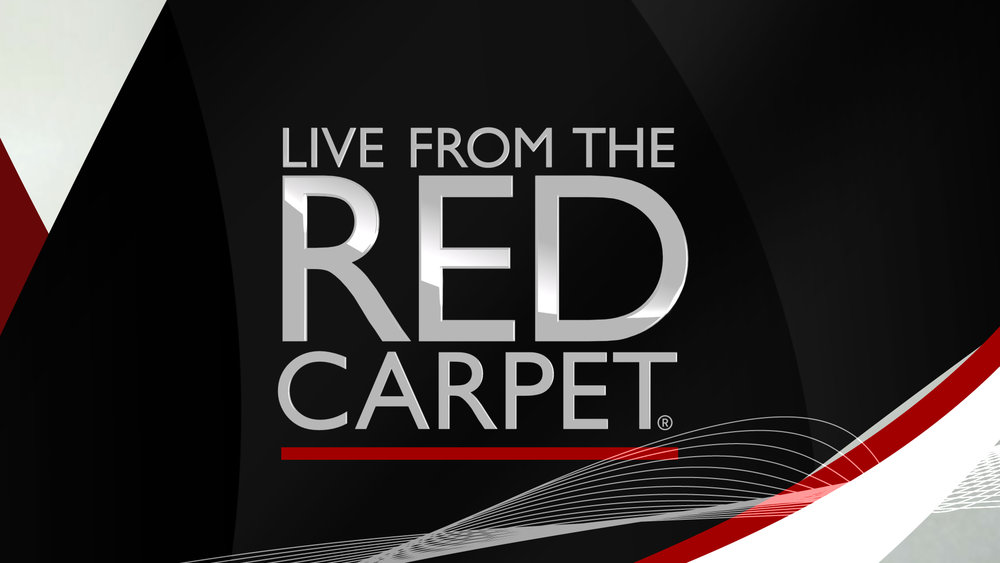 tv graphics package | Live from the Red Carpet | jonberrydesign
