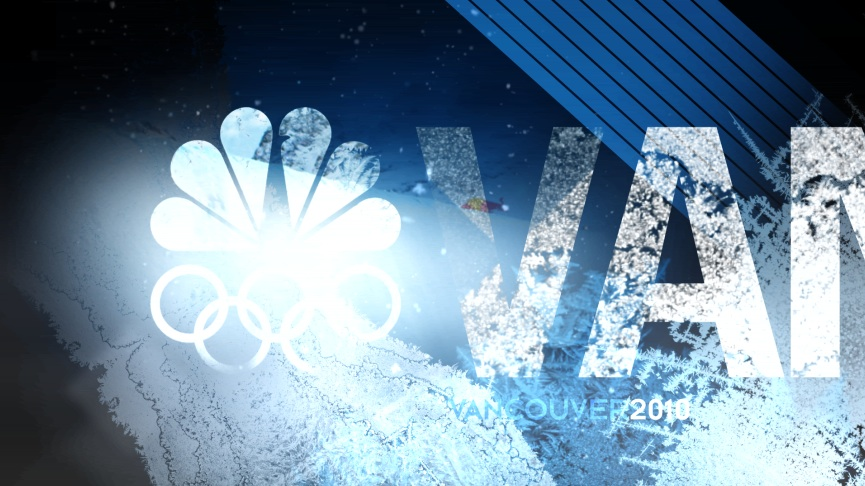 motion graphic design | NBC Vancouver 2010 Olympics | jonberrydesign