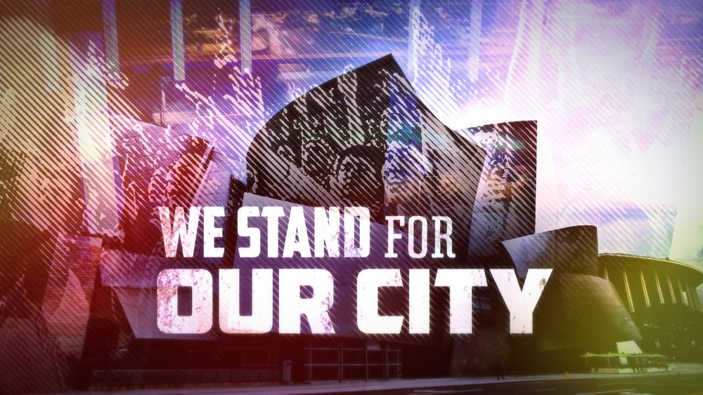 We Stand for Los Angeles | motion graphic design studio jonberrydesign