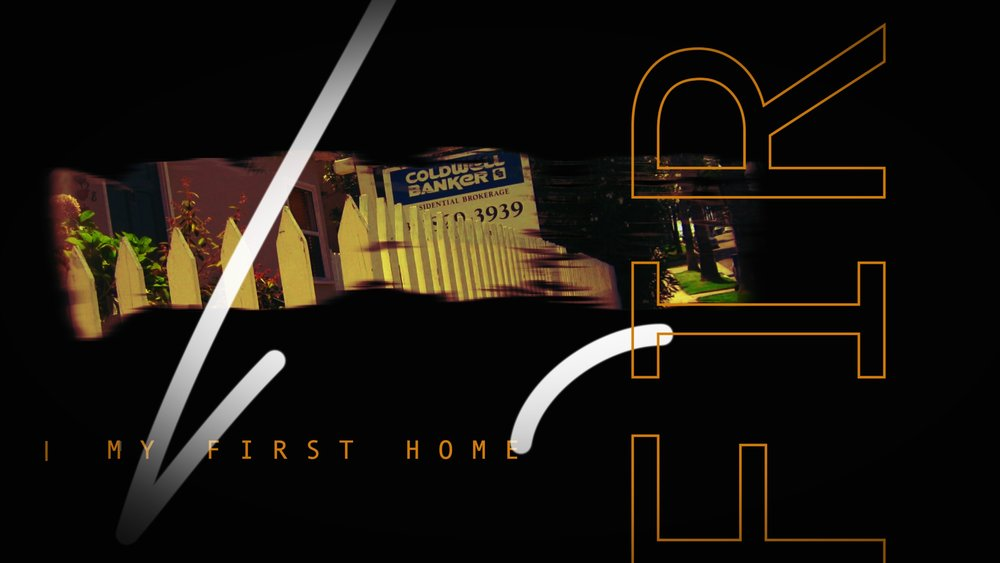 MY FIRST HOME - TLC