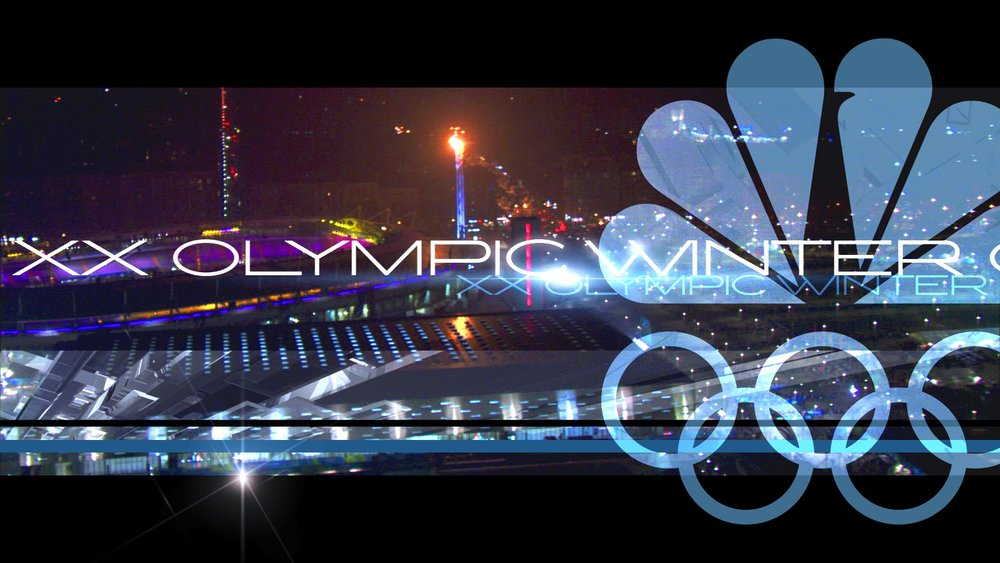 XX OLYMPIC WINTER GAMES - NBC OLYMPICS