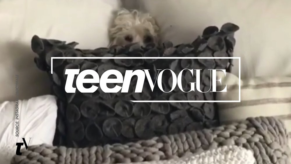 motion graphic design | Teen Vogue