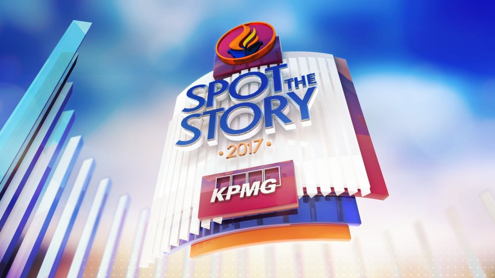 Spot the Story | KPMG | motion graphic design company: jonberrydesign