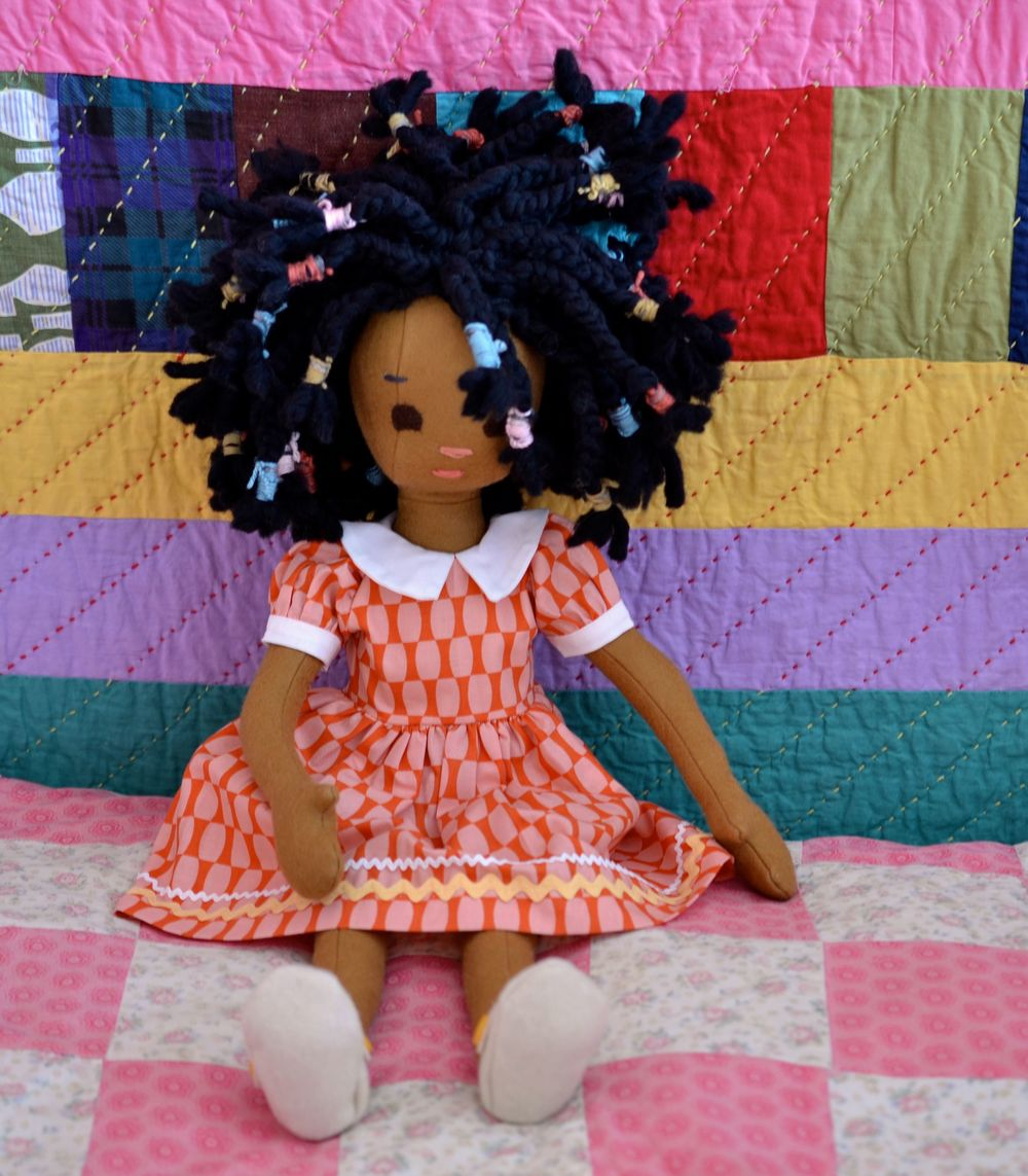 Black Phoebe with braids5.jpg