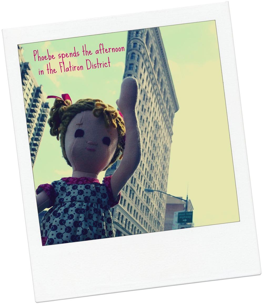 PhoebevisitsFlatIronDistrict