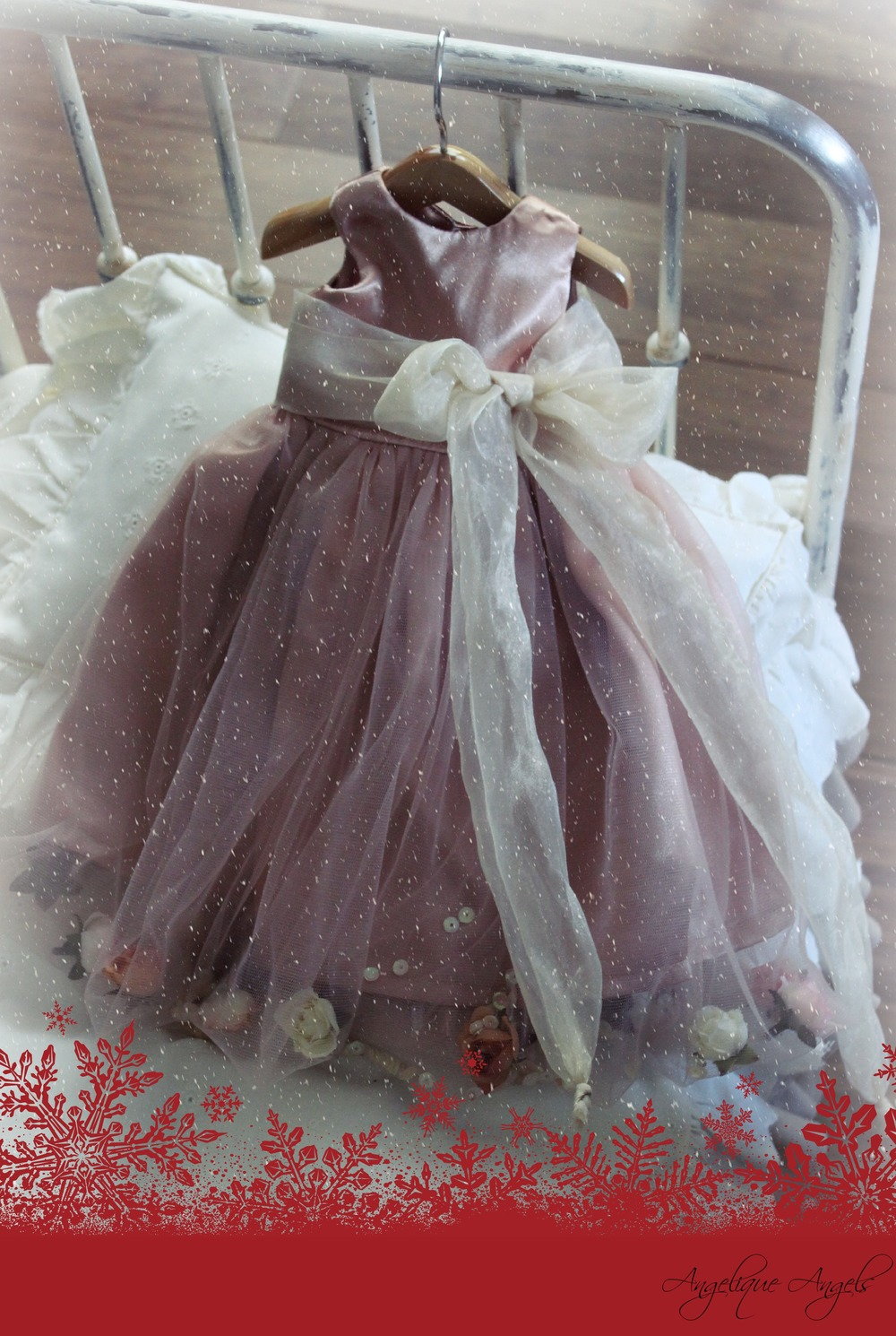 Handmade Doll Dress #4