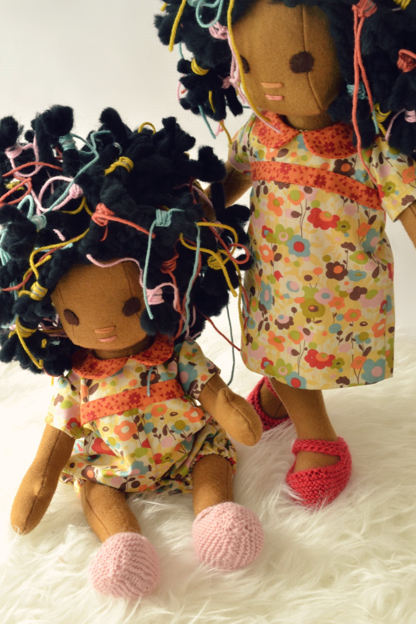 Sisters dolls!