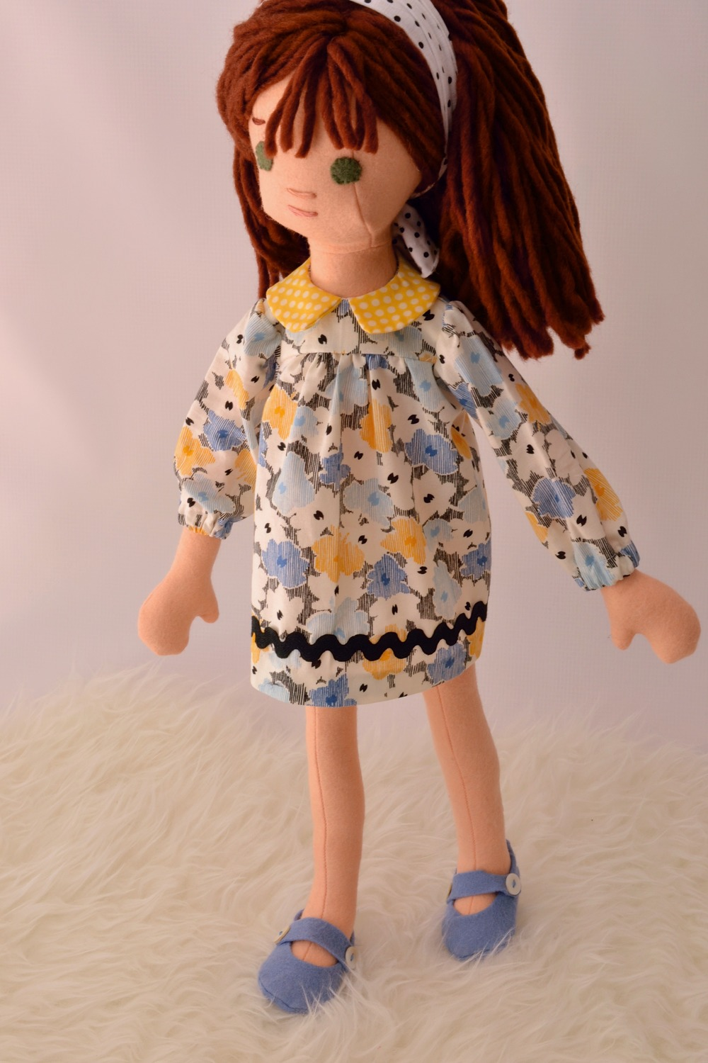 A custom Phoebe Doll