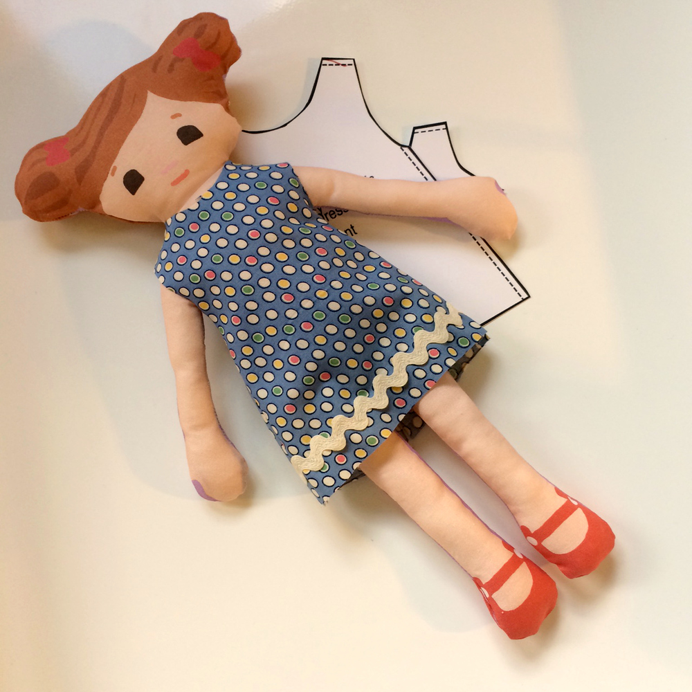 Scrappy Phoebe Dress