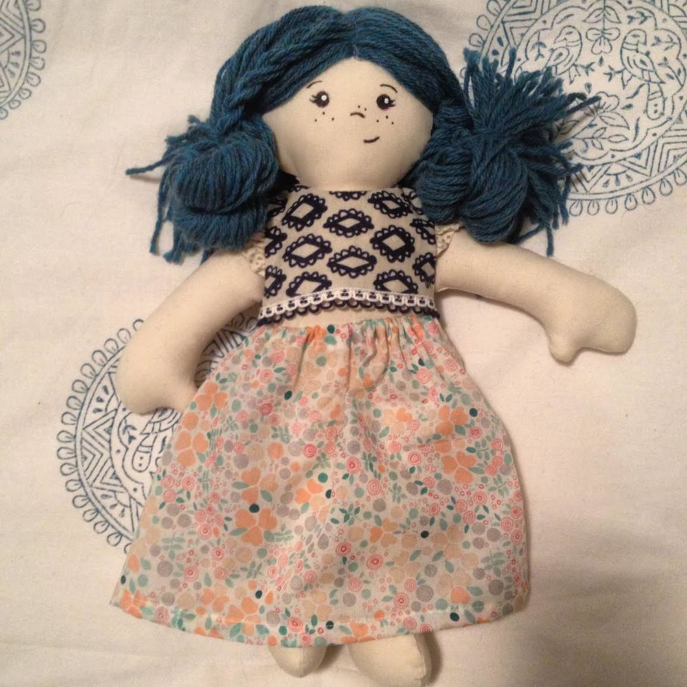 Bonmoth doll 1