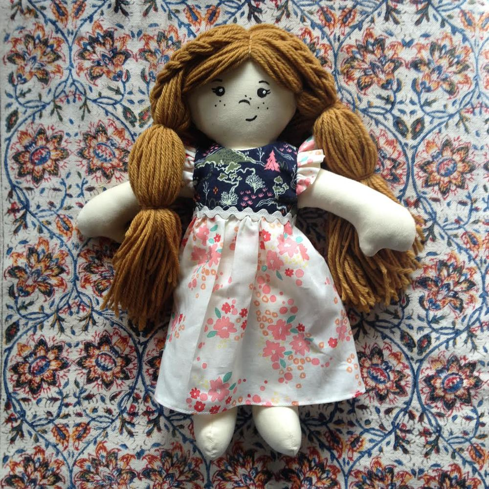Bonmoth Doll 2