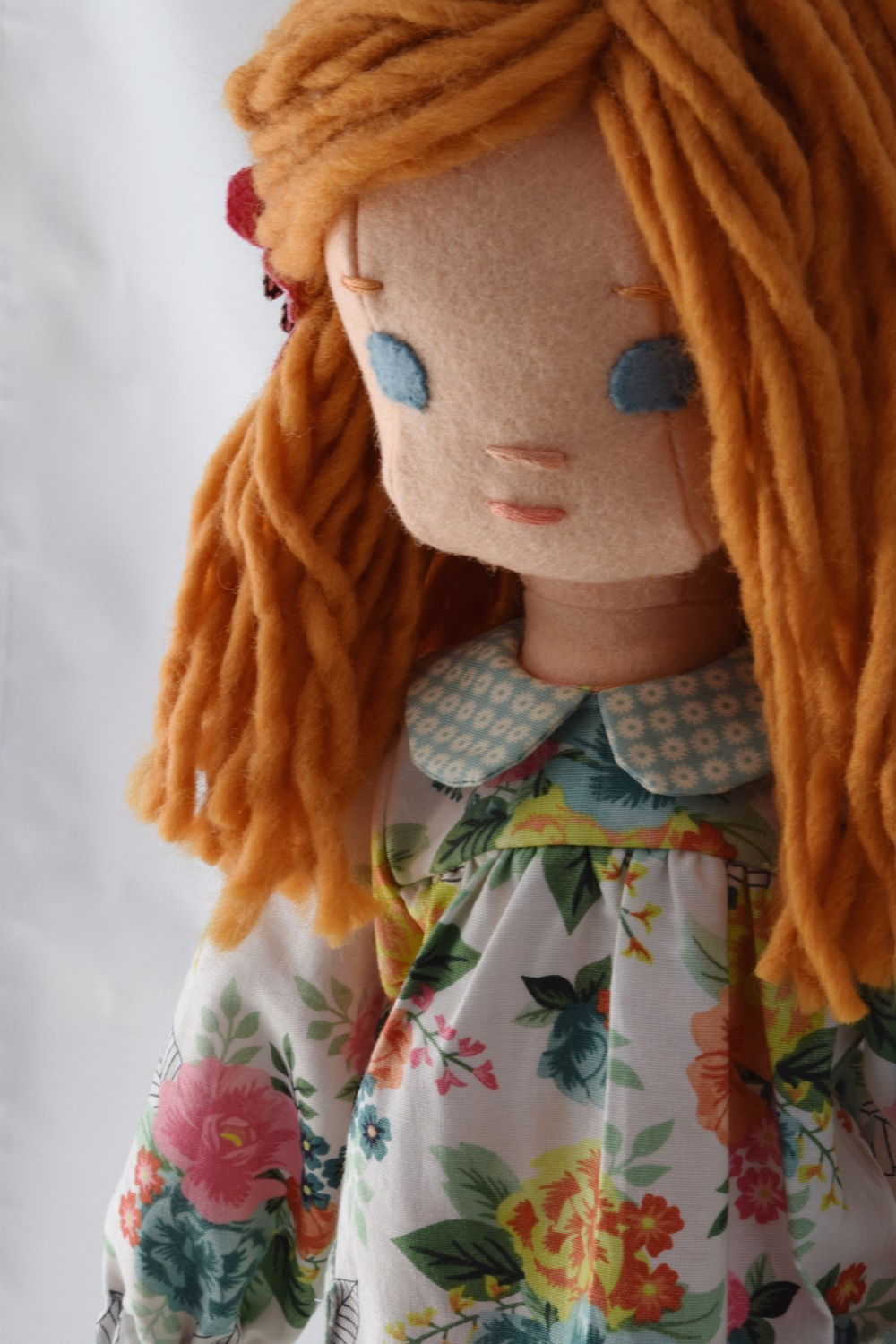 New handmade doll