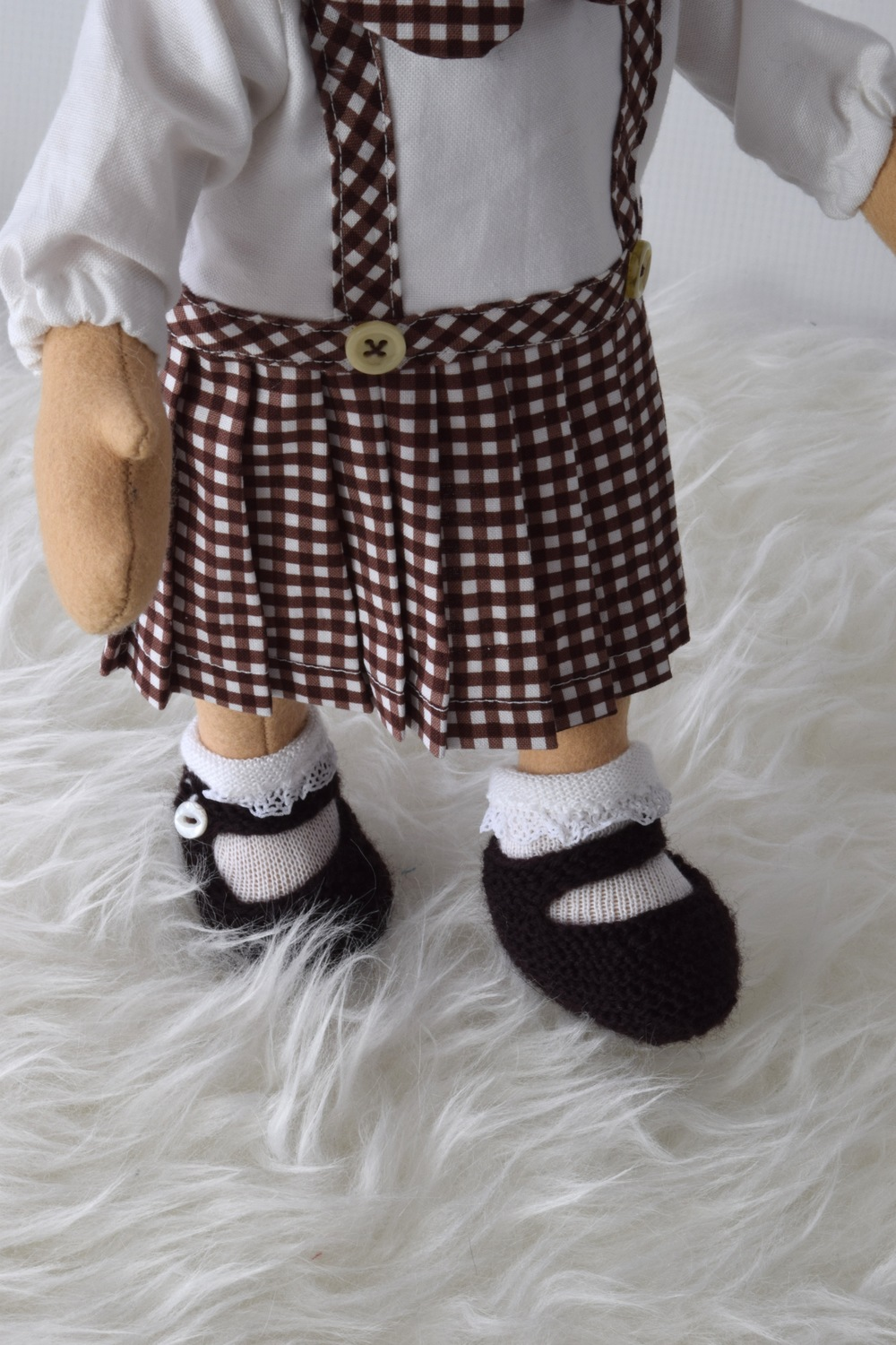 doll ankle socks