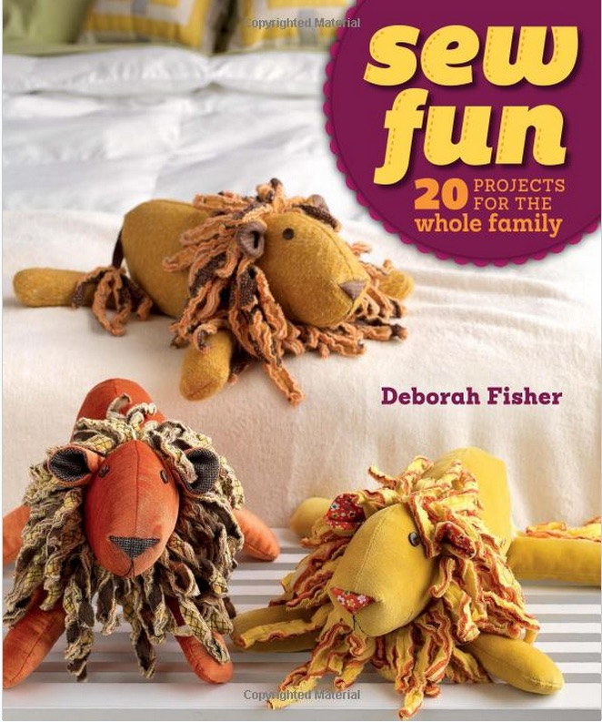 Cover of Sew Fun Book