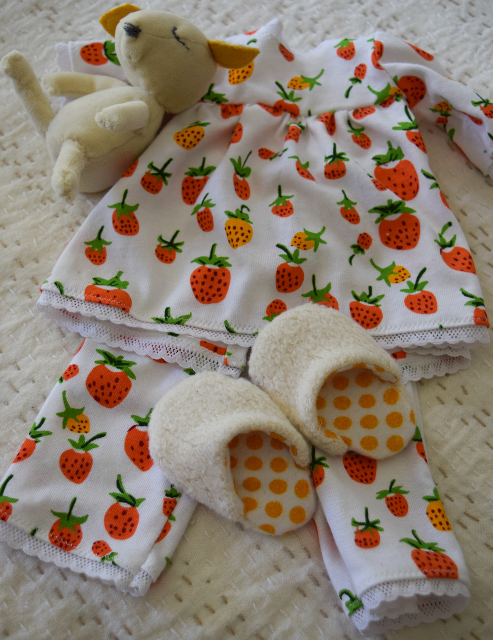 Doll Pajama set