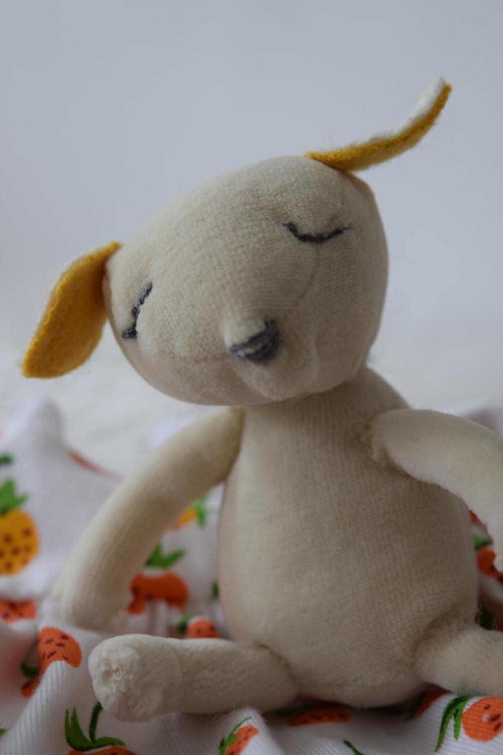 Phoebe's lamb softie