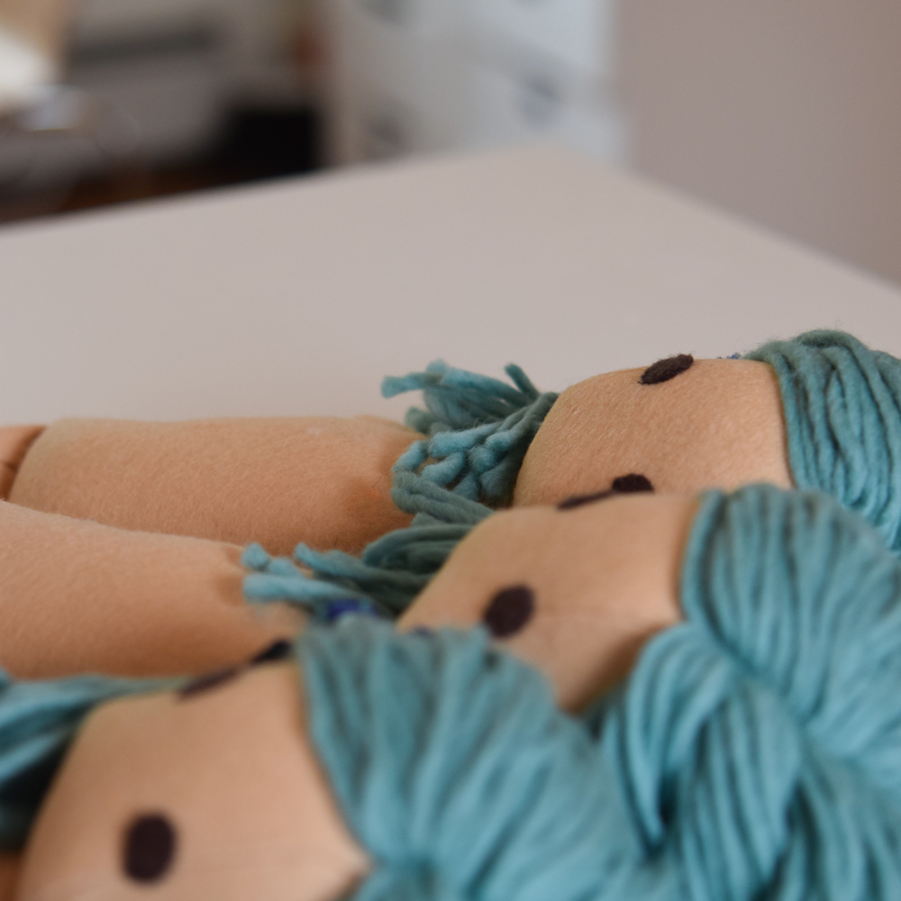 Mermaid Phoebe Dolls