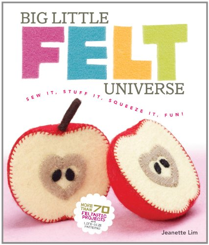 Big Little Felt Universe Book