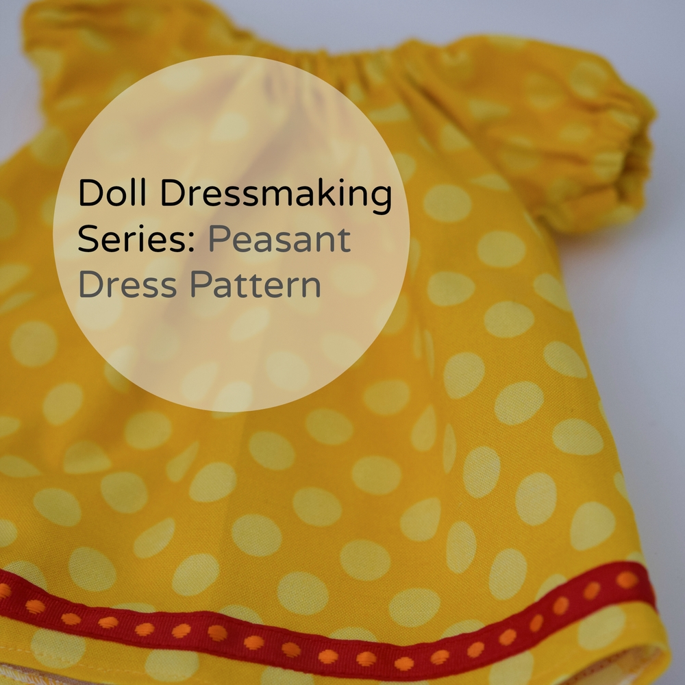 Peasant Dress Pattern