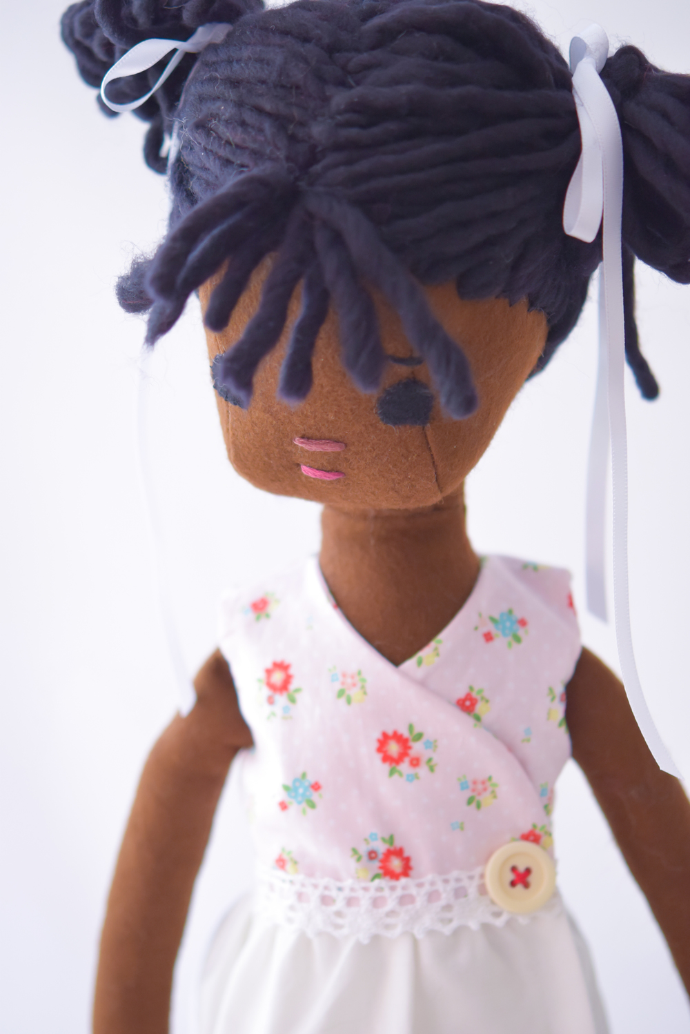 New Doll from Phoebe&Egg