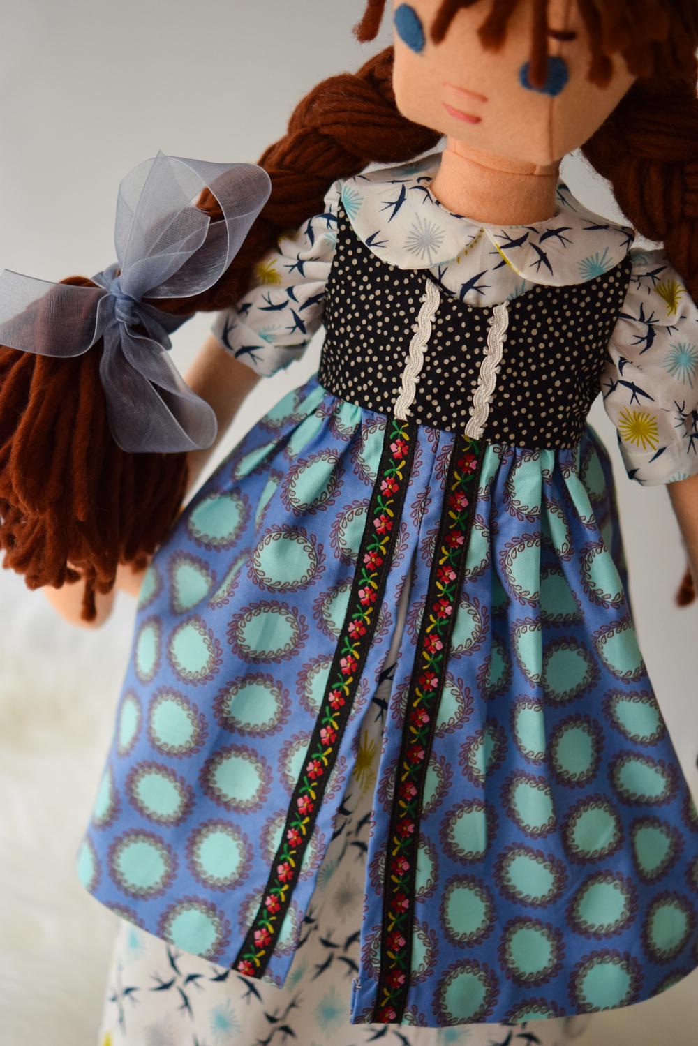 Custom Anna Doll