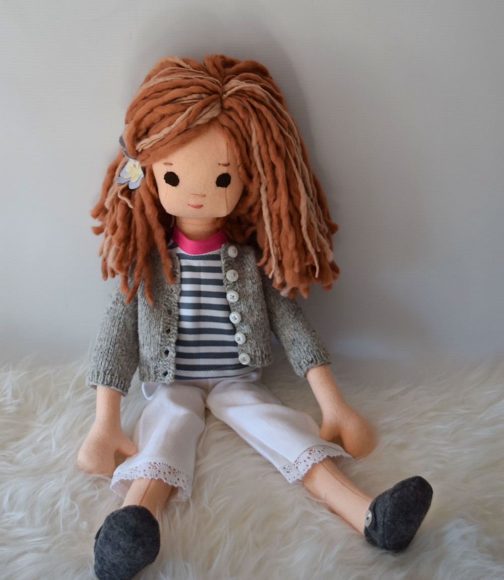 New Phoebe Doll