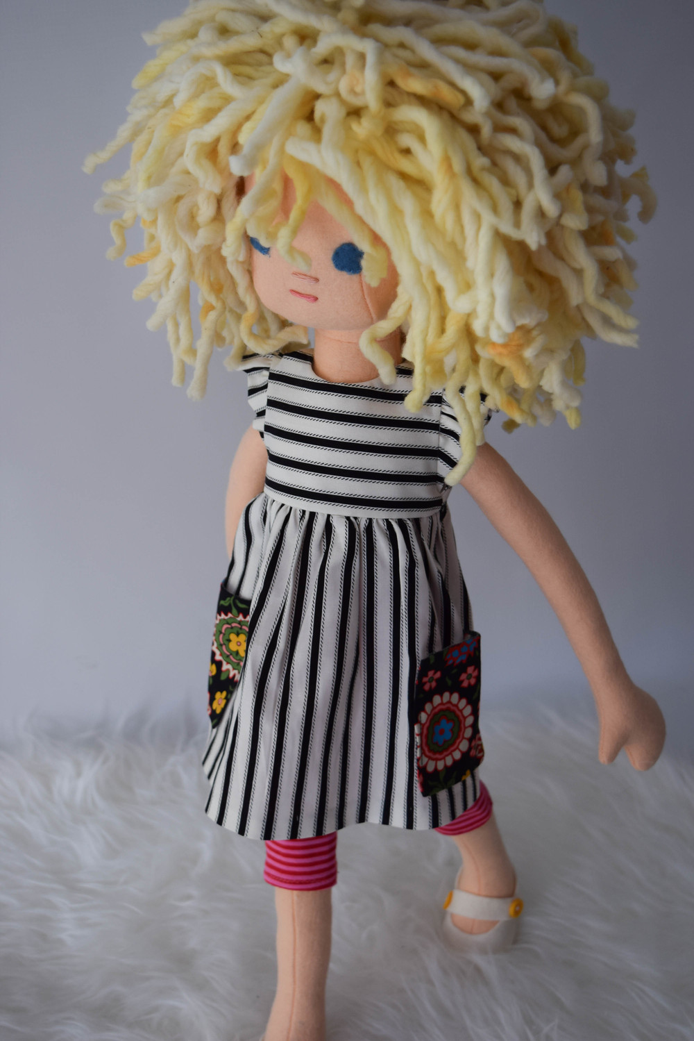 New Blond Phoebe doll