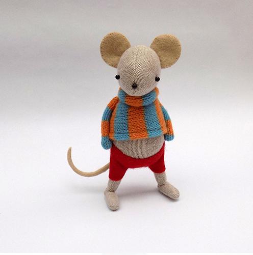 Skippity Hop Creatures, Mouse