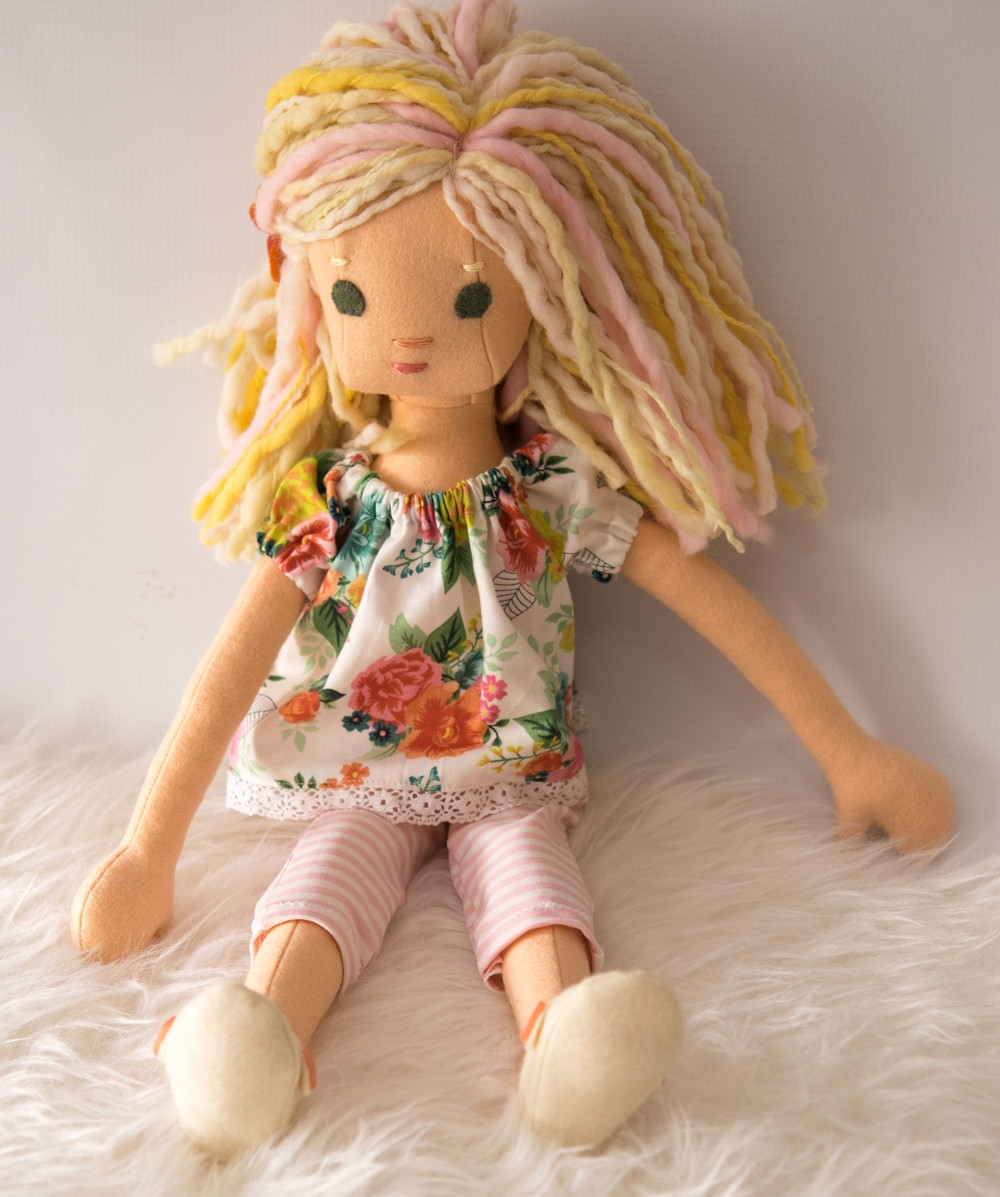 Spring Phoebe doll