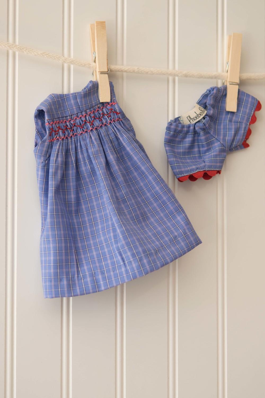 ExtraSmall Smocked Dress Set