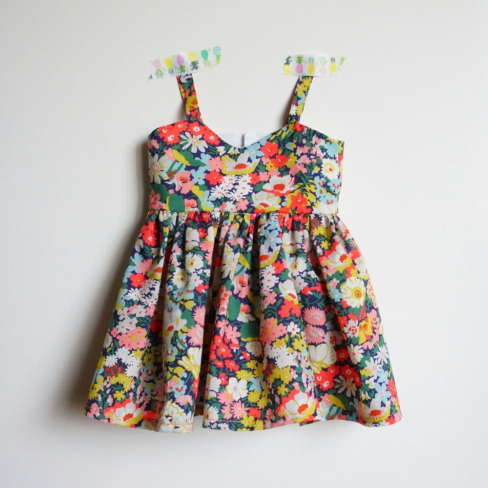 Ally Sews dress