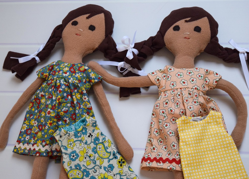 Dolls for Children in Family Promise