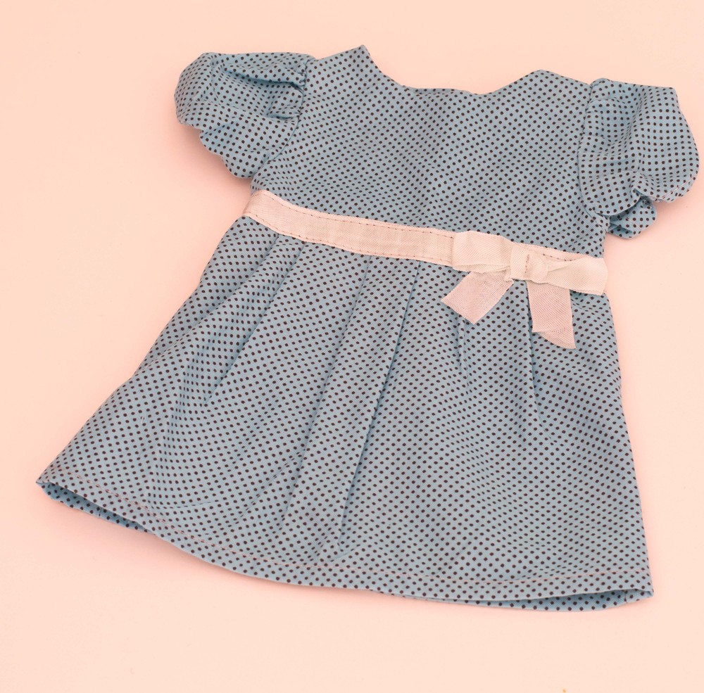 Vintage Style Doll dress