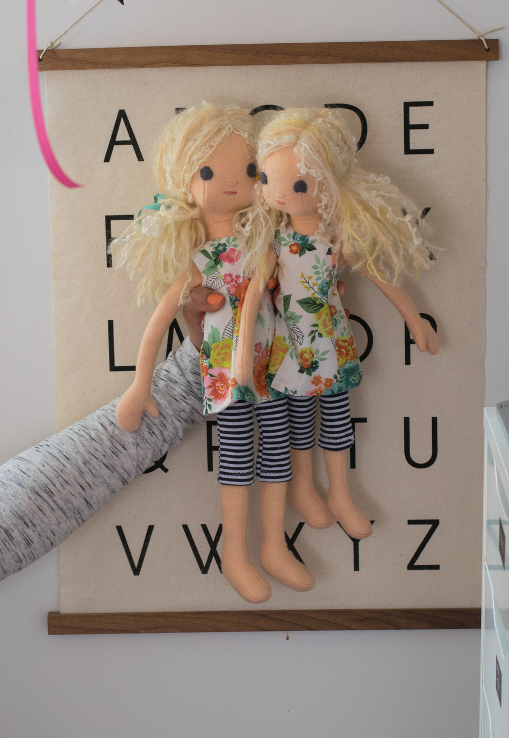 Medium and ExtraSmall Phoebe.