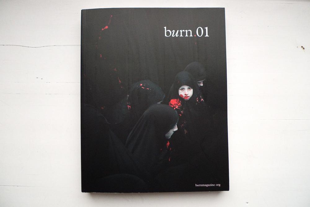 BURN.01 - cover