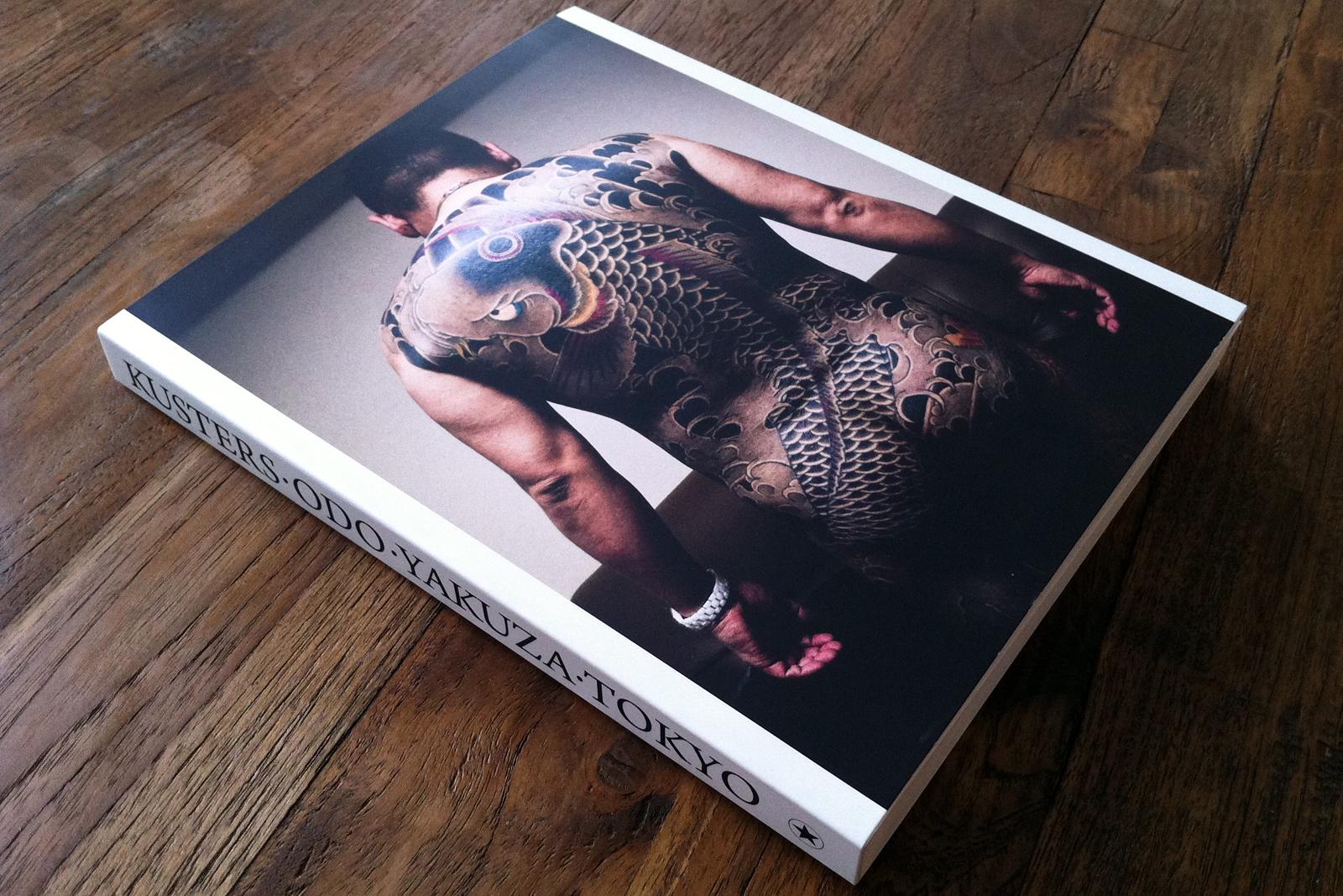 ODO YAKUZA TOKYO - second edition - cover