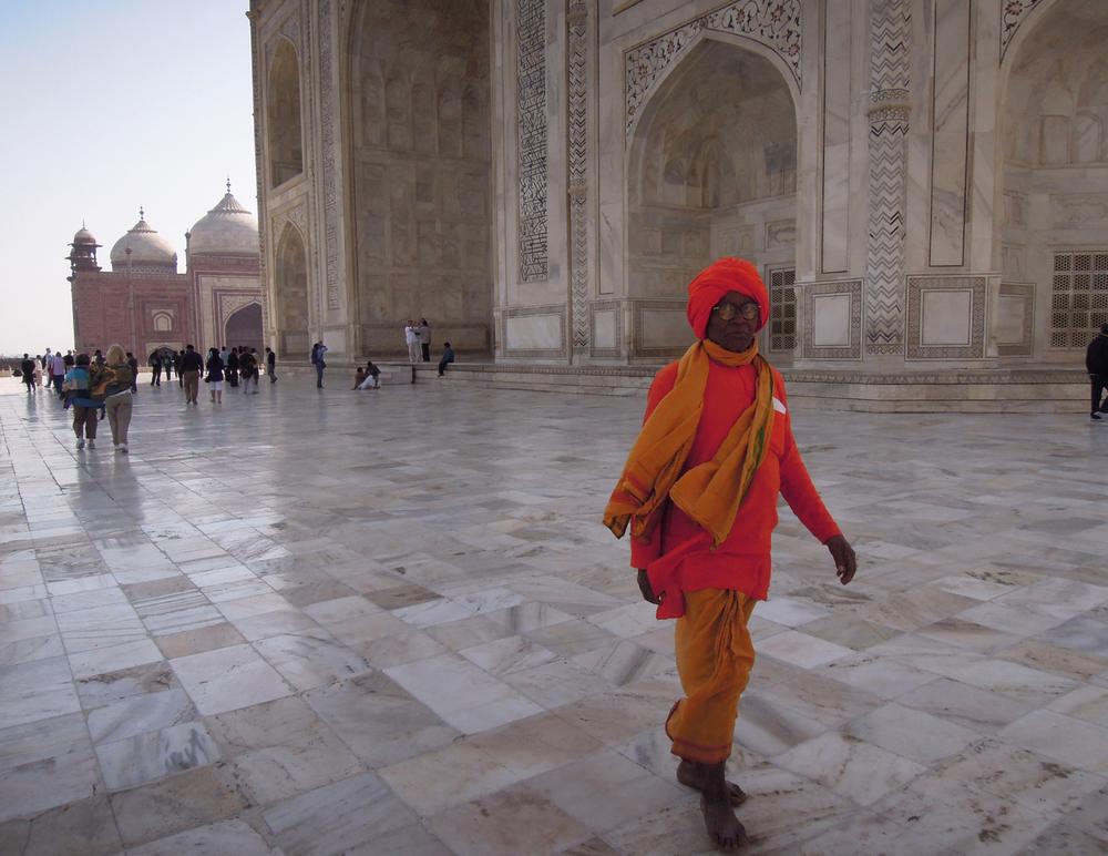 Taj Mahal, Agra, Feb 2012