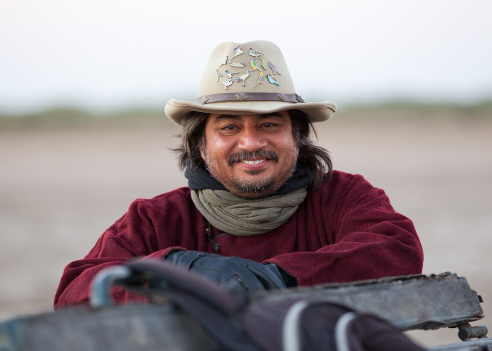 Dhanraj Malik, Little Rann of Kutch, Feb 2013