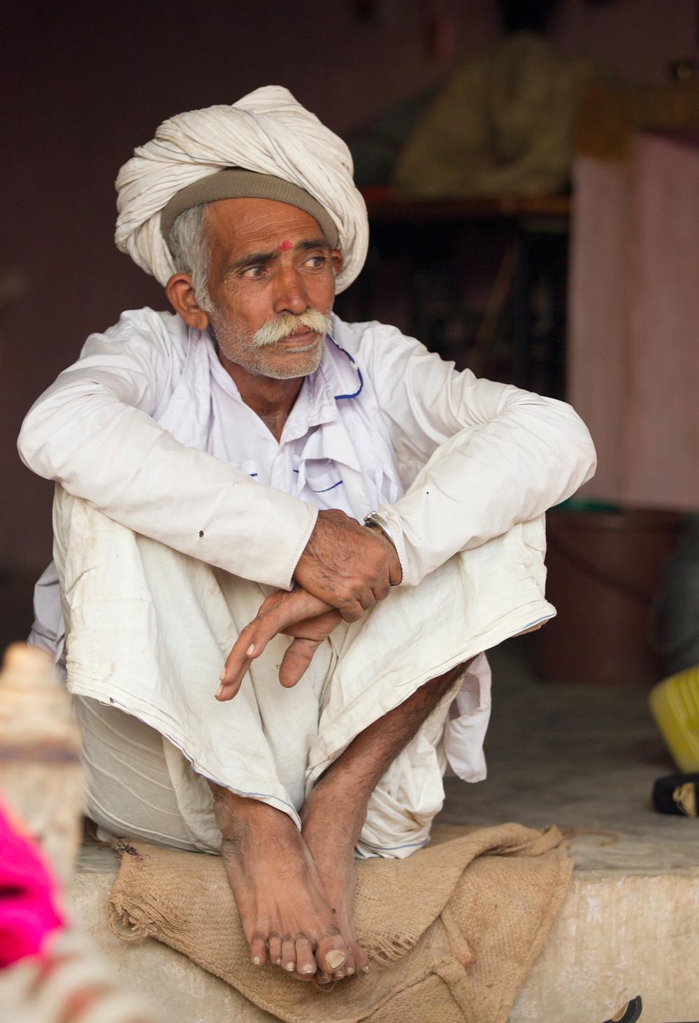 Village life, Zainabad, Gujarat, Feb 2013