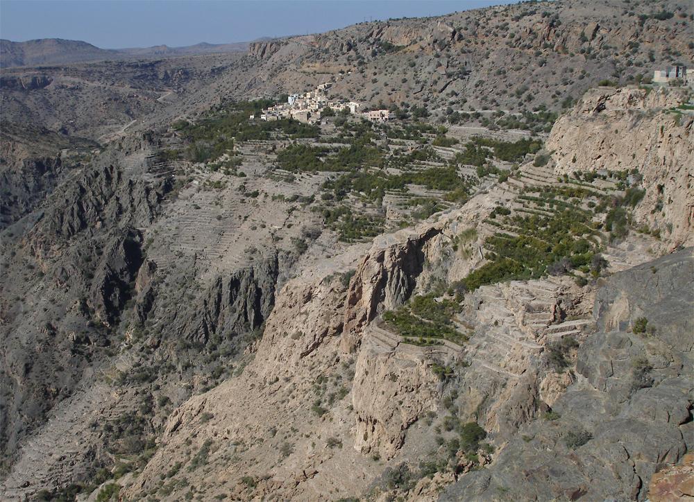 Al Ayn, Jebel al Akhdar Oct 2011