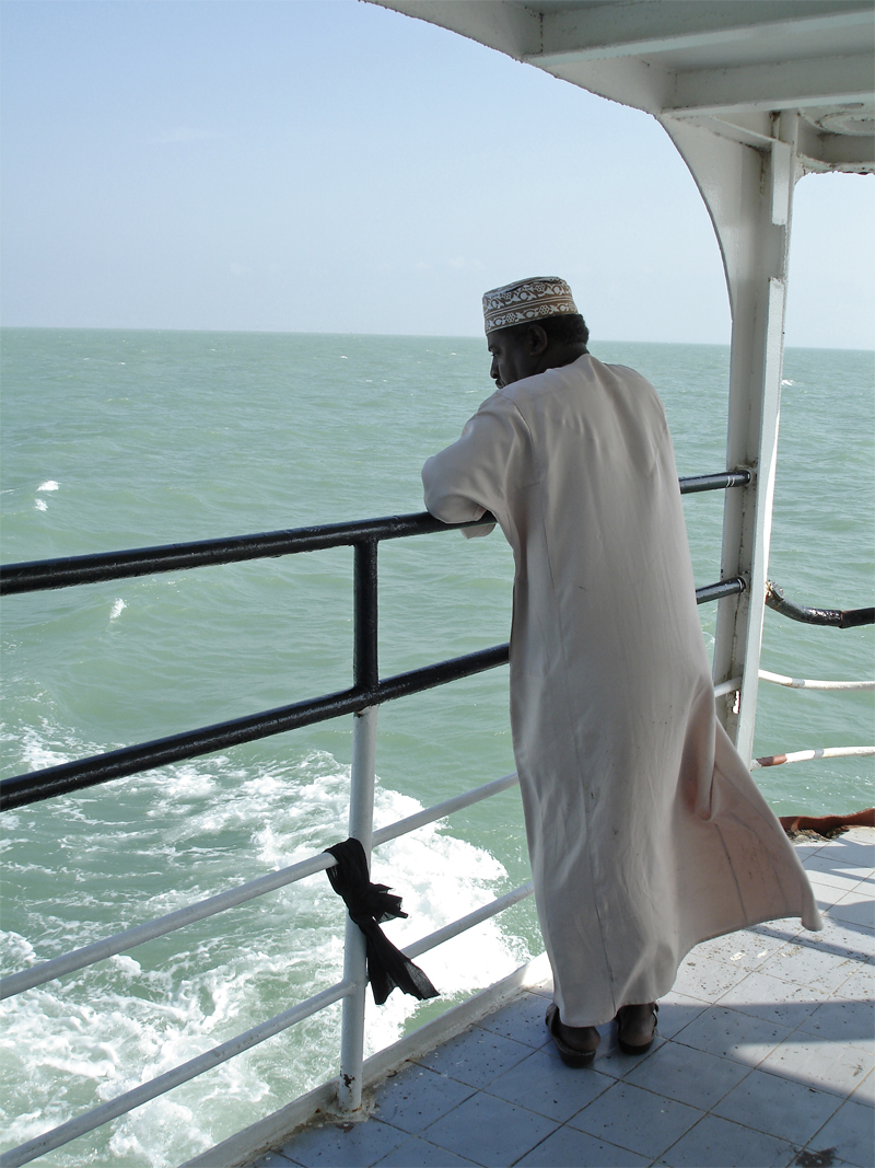 Masirah Island ferry Oct 2009