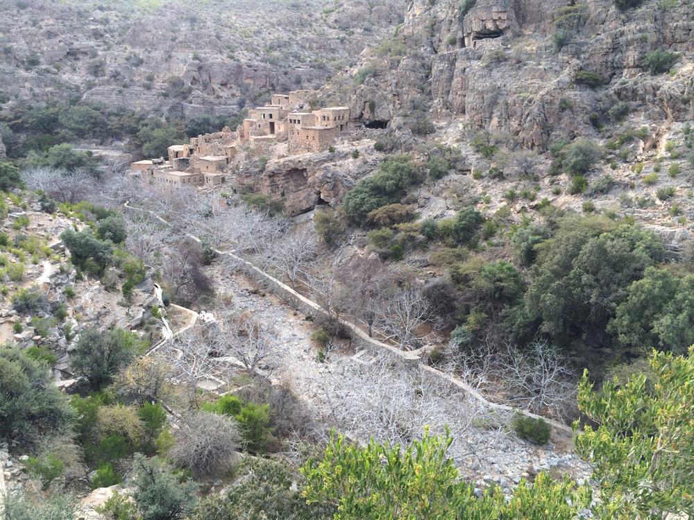 Wadi bani Habib, Sayq Feb 2014