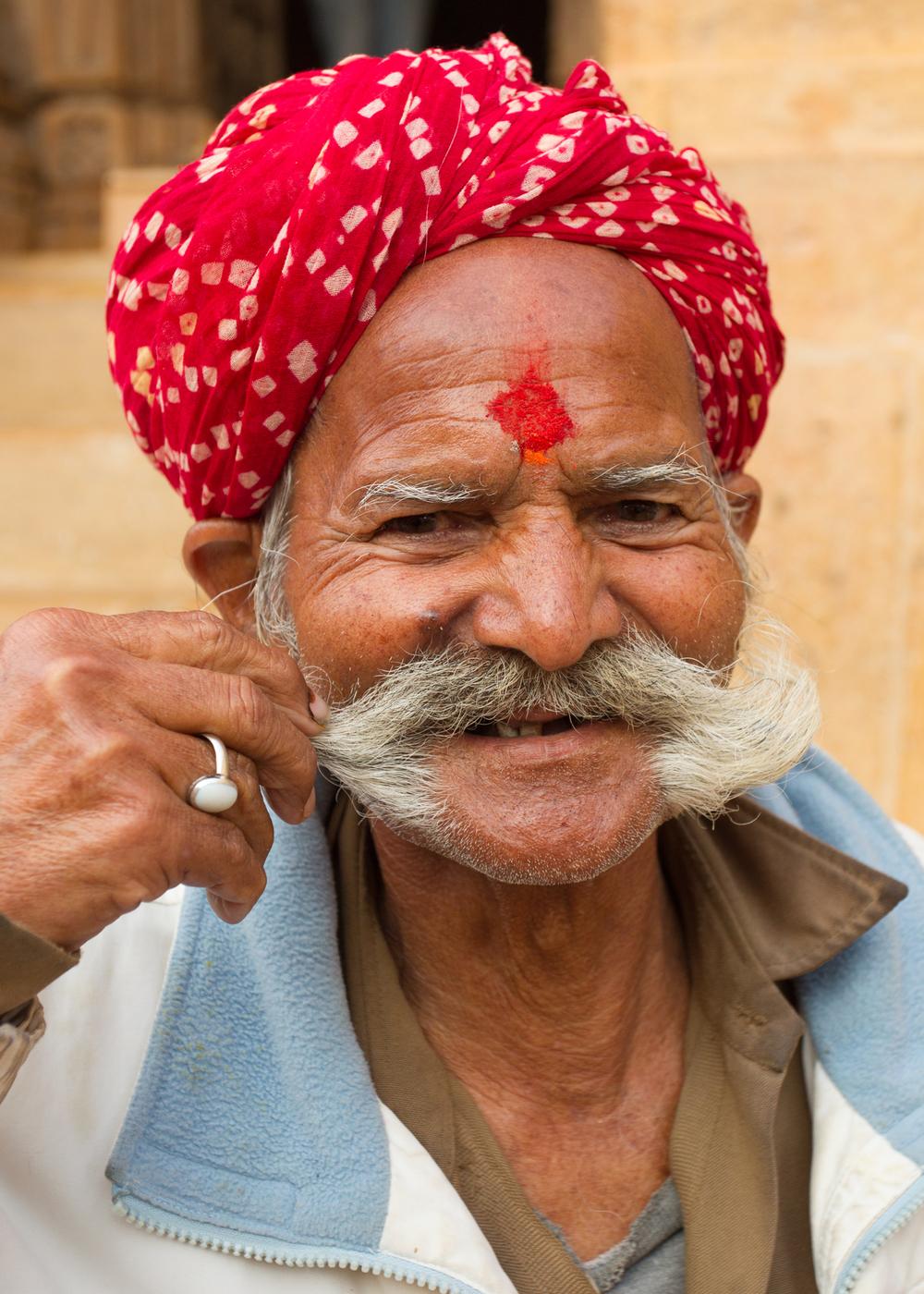 Jaisalmer, Rajasthan, Jan 2015