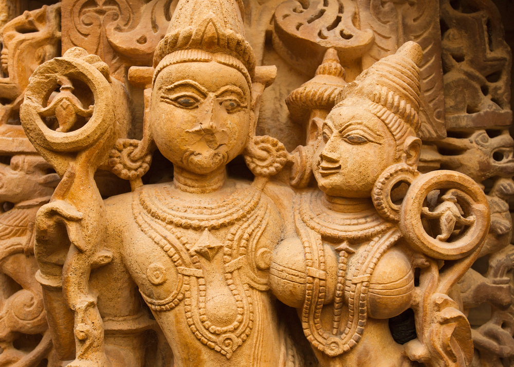 Jain Temple, Jaisalmer, Rajasthan