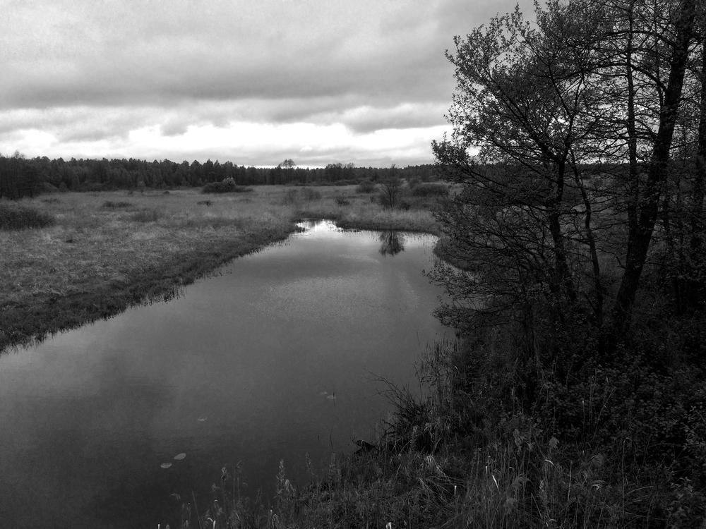 Berezina River, Belarus