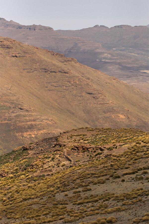 Lesotho Highlands, Oct 2010