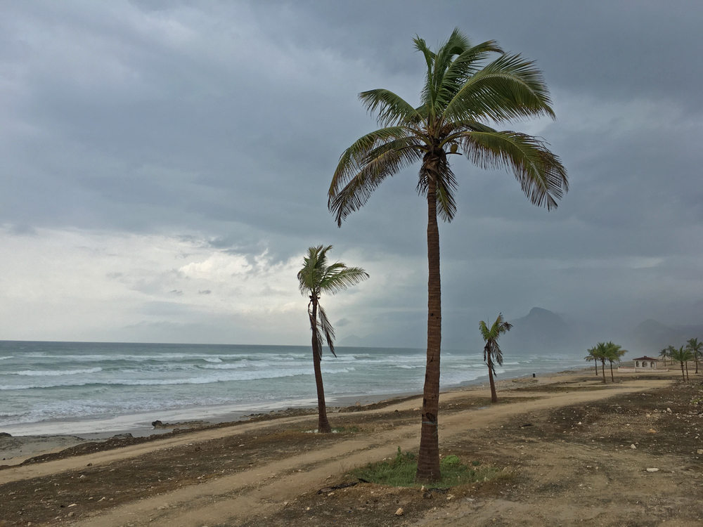 Cyclone Chapala, Al Maghsayl, Nov 2015
